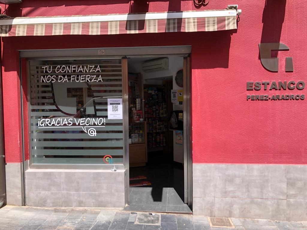 ESTANCO PEREZ-ARADROS