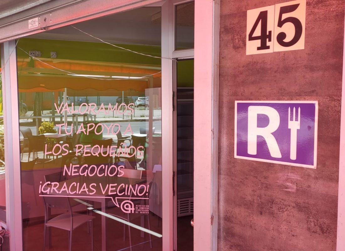 RESTAURANTE-BAR LAS ROTONDAS