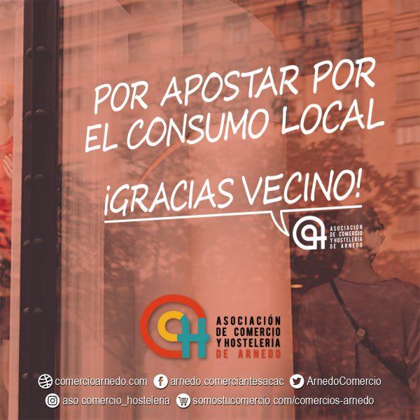 asociación comercio_campaña gracias vecino-carteles RRSS
