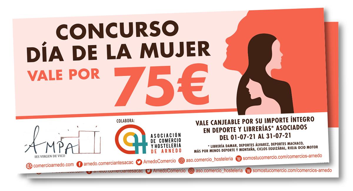 asociación comercio_tarjetas concurso día de la mujer